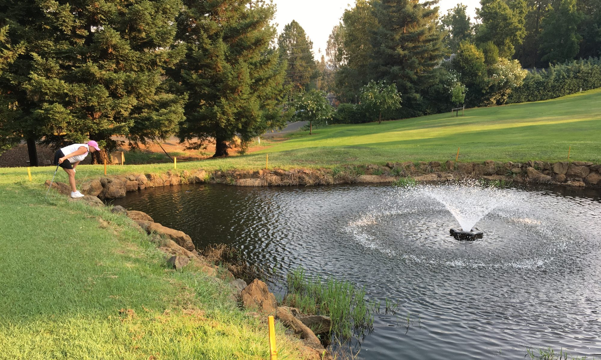 Lake of the Pines Golf Course
